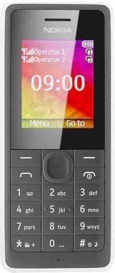 Nokia 107 Dual SIM(White)