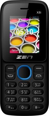 Zen X8i Black&Blue (Black, Blue, 5 MB)