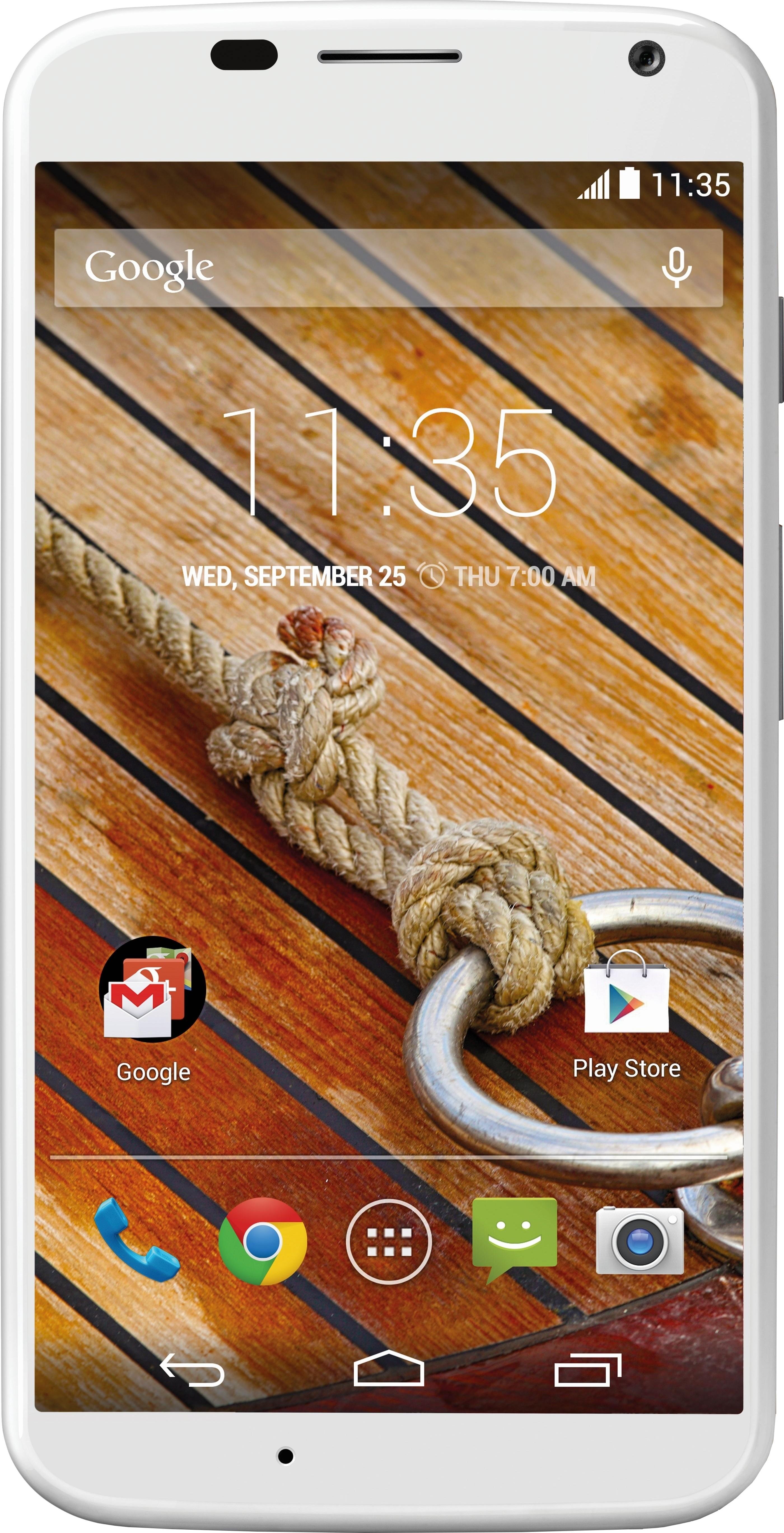 Moto X (Teak, 16 GB)(2 GB RAM)