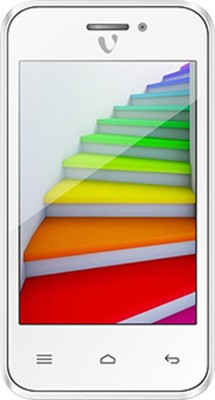 Videocon Zest (White, 512 MB)