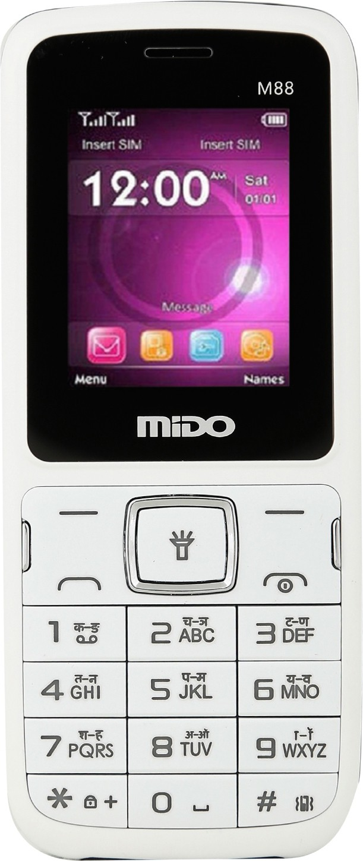 Mido M-88(White & Black)