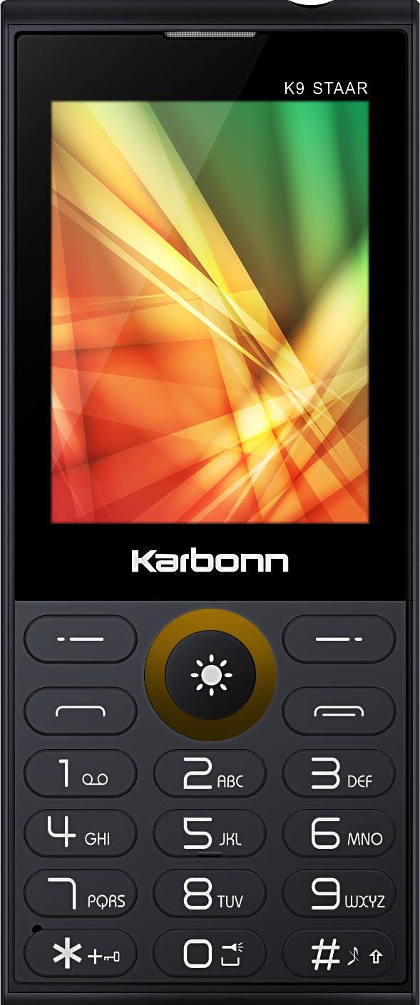 Karbonn K9 Staar(Black) image