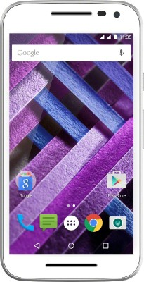 Moto G Turbo Edition (White, 16...