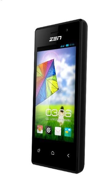 Zen Ultrafone 109 (Black, 512 MB)(256 MB RAM)