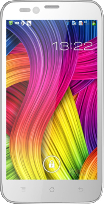 Karbonn Titanium S2 Plus (White, 4 GB)(512 MB RAM)