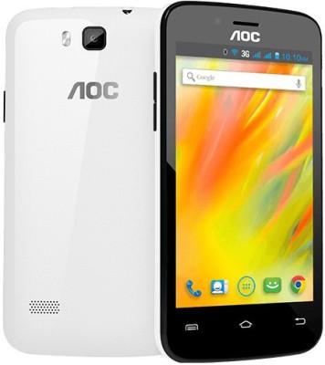 AOC E40 (White, 512 MB)