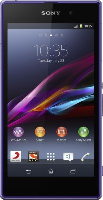 Sony Xperia Z1 (Purple, 16 GB)