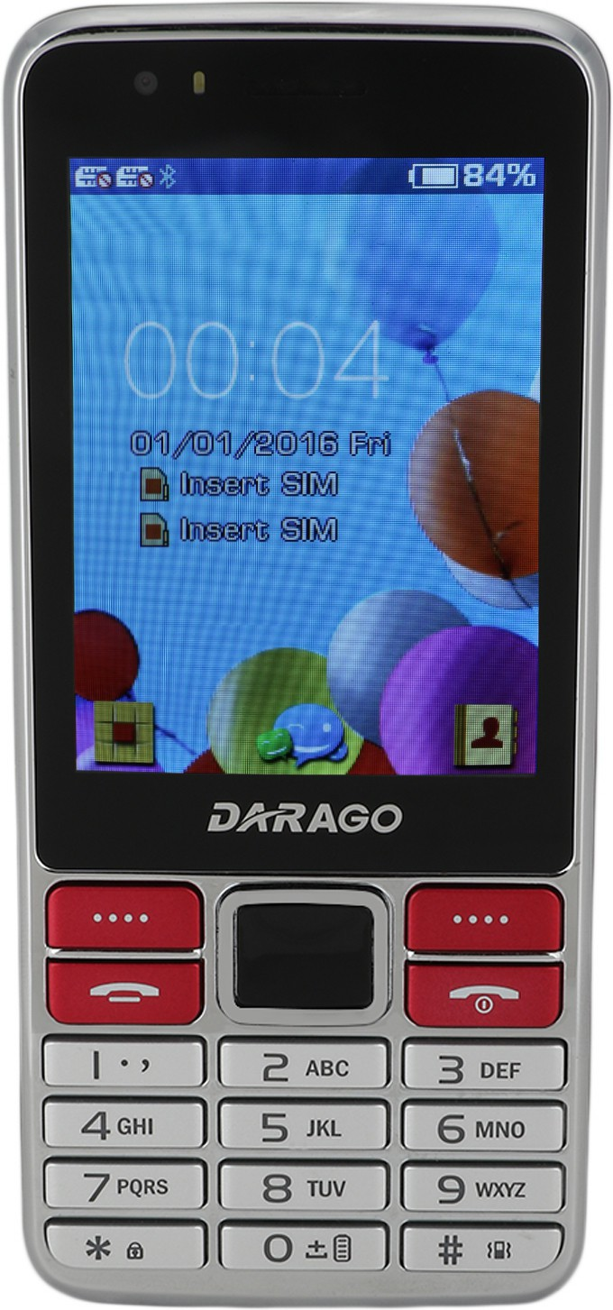 Darago 2005i(Red & Silver)