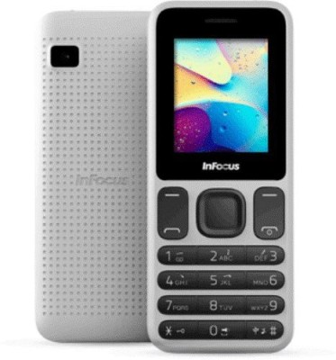 InFocus F110 (White, 32 MB)