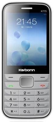 Karbonn K775(Silver)