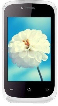 iBall 3.5V GENIUS 2 (White, Gold, 512 MB)(256 MB RAM)