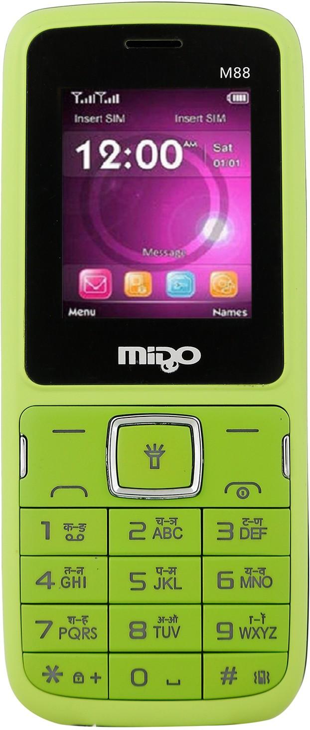 Mido M88(Green & Black)