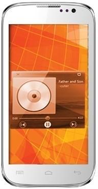 Micromax Canvas Music A88 (512MB RAM, 4GB)