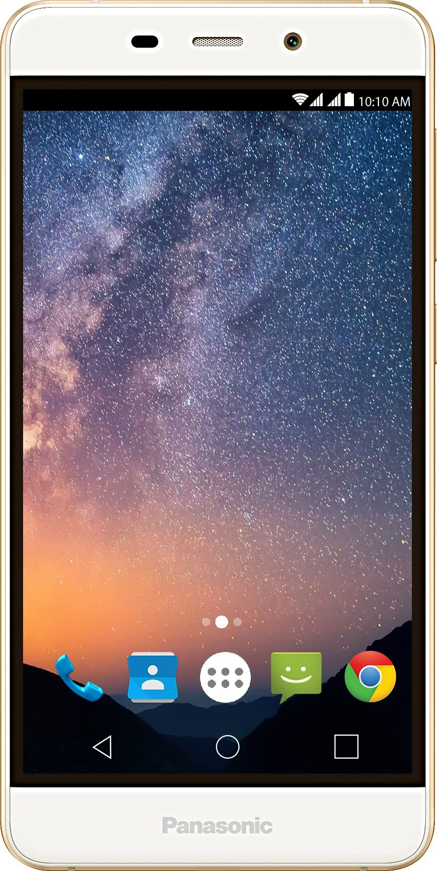 Panasonic Eluga Arc2 (Gold, 32 GB)(3 GB RAM)