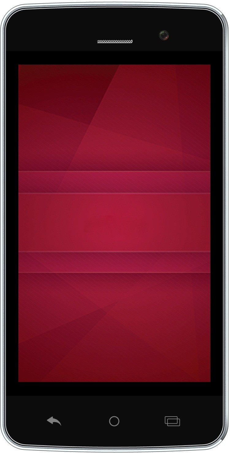 Reach Cogent (Cherry Red + Silver, 8 GB)(1 GB RAM)