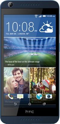 View HTC Desire 626 Dual SIM LTE (Blue Lagoon, 16 GB)(2 GB RAM) Mobile Price Online(HTC)