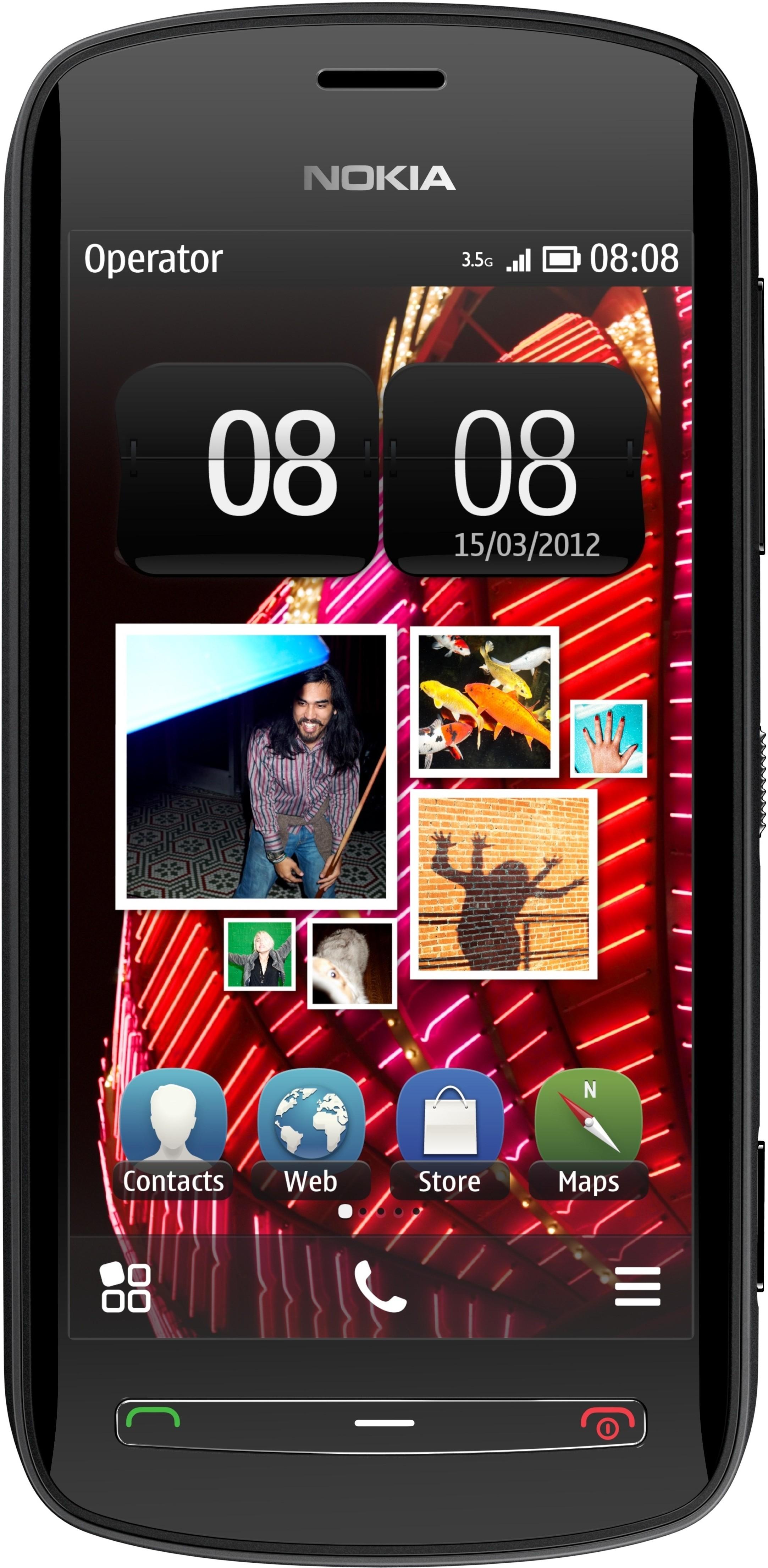 Nokia 808 PureView (Black, 16 GB)(512 MB RAM)