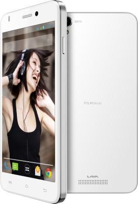 Lava Iris X1 Beats (White & Silver, 8 GB)(1 GB RAM)