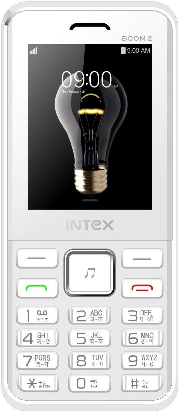 Intex Boom 2(White)