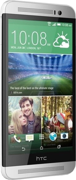 HTC One E8 Dual Sim (White, 16 GB)(2 GB RAM)