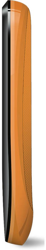 iBall Bravo2 1.8L Dual Sim(Black, Orange)