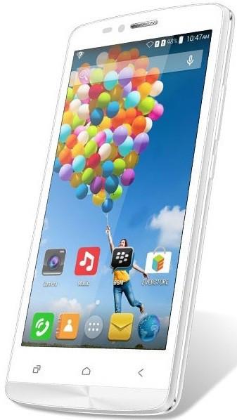 Karbonn Aura 9 (White, 8 GB)(1 GB RAM)