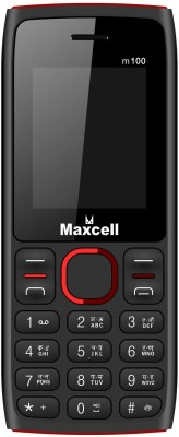 Maxcell M100 (Black, Red, 10 MB)