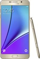 SAMSUNG Galaxy Note 5 (Dual Sim) (Gold Platinum 32 GB)(4 GB RAM)
