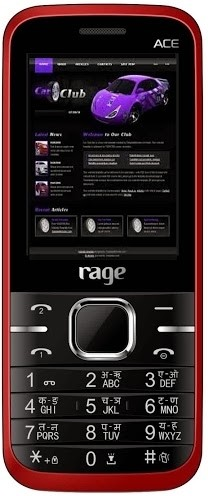 RAGE Ace(Red)