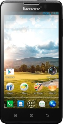 Lenovo P780 (Deep Black, 4 GB)(1 GB RAM)