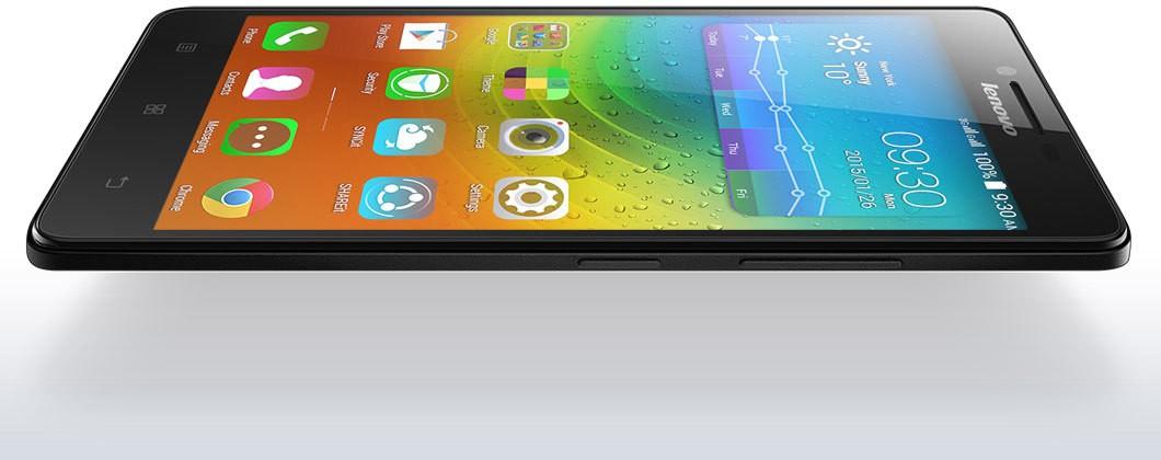 Lenovo A6000 (Black, 8 GB)(1 GB RAM)