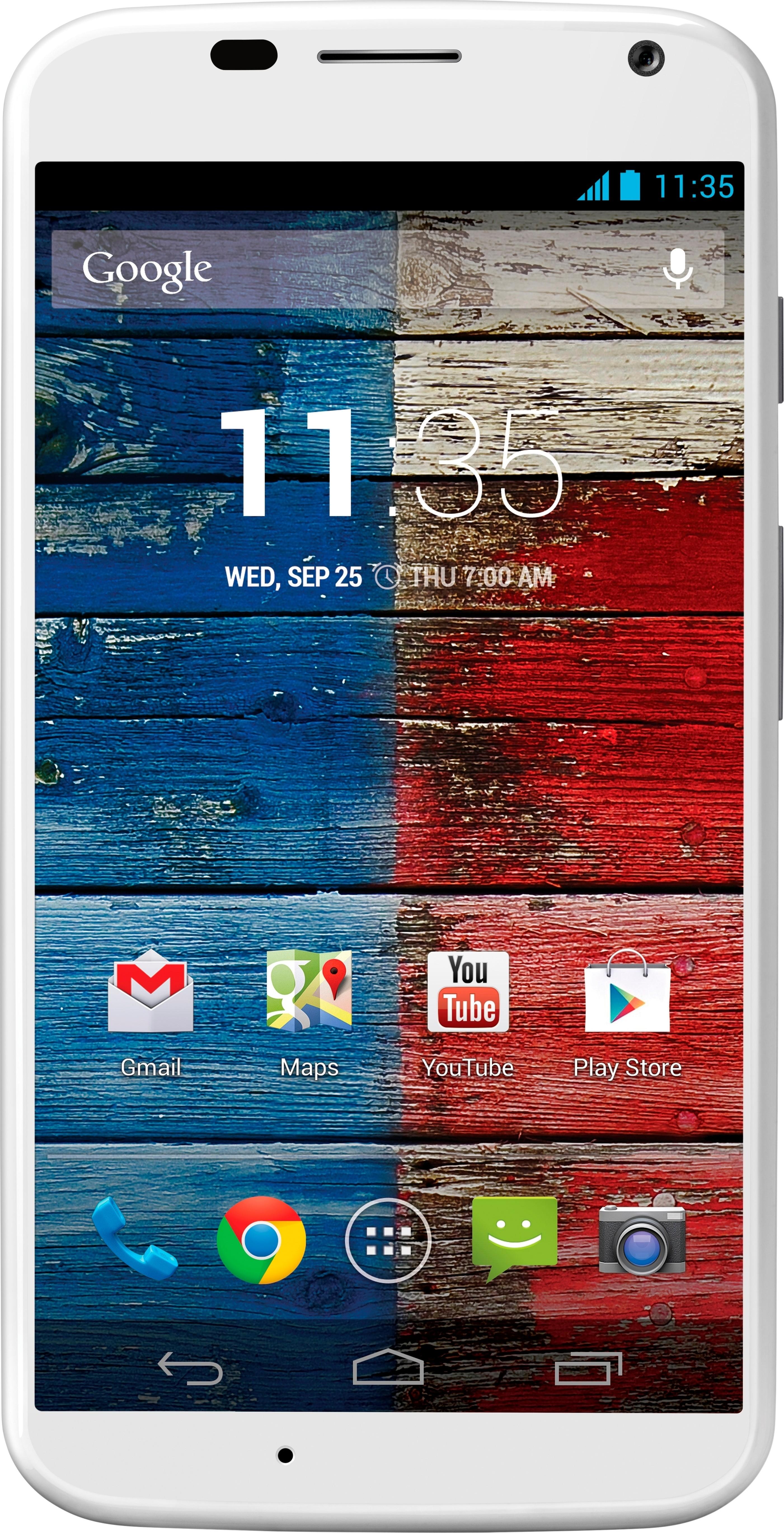Moto X (White, 16 GB)(2 GB RAM)