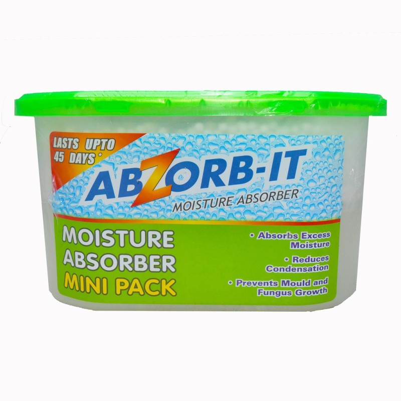 Abzorb-It Absorber Packets Moisture Absorber(5)