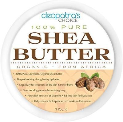 Cleopatra's Choice Organic Shea Butter
