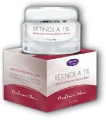 Select Nutrition Life-Flo: Retinol A 1% Advanced Revitalization Cream