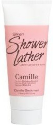 Camille Beckman silken moisturizing shower lather