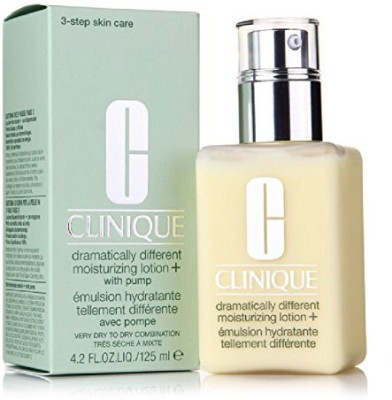 Clinique Dramatically Different Moisturizing Lotion+ with Pump(126 ml)
