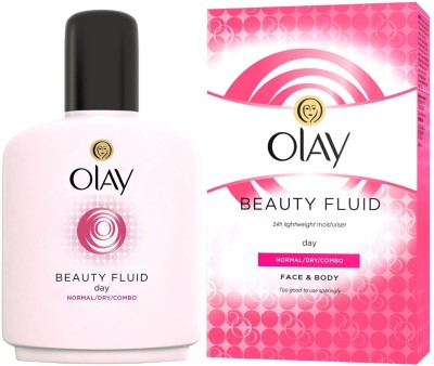 Olay Essentials Pink Moisturizing Beauty Fluid for Normal/Combinational Skin(199 ml)
