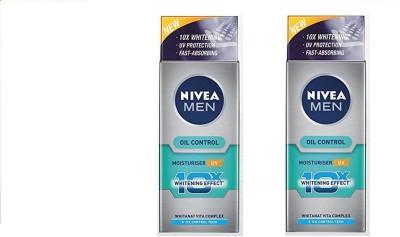 NIVEA Oil Control Moisturiser cream