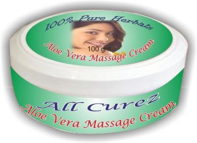 All Curez Aloe Vera Massage Cream