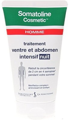 ROGE CAVAILLES Rog Cavaillès Somatoline Man Belly And Abdominal Intensive Night Eco Format