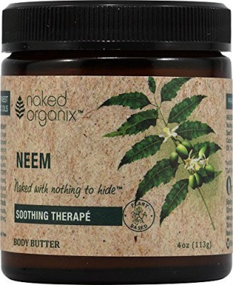 Organix Naked -Neem Body Butter South Cream