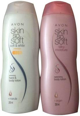 Avon Skin So Soft Body Lotion