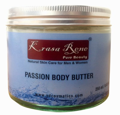 Krasa Rene Dead Sea Body Butter - Passion Fruit