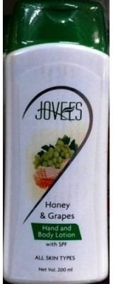Jovees Honey & Grape Hand & Body Lotion