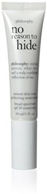 Philosophy No Reason To Hide Instant Skin-tone Perfecting Moisturizer Spf 20 Light(30 ml)