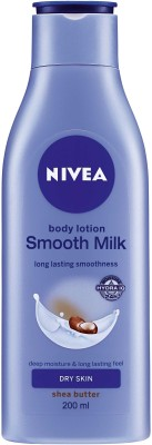 Nivea Smooth Milk(200 ml)