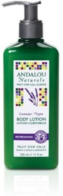 Andalou Naturals Thyme Body Lotion, Lavender