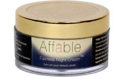 Affable Night Cream