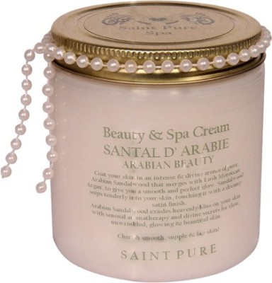 Saint Pure Arabian Sandalwood Beauty Cream